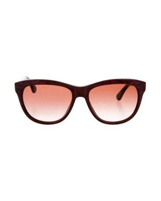 Oliver Peoples - Pink Reigh Gradient Sunglasses - Lyst