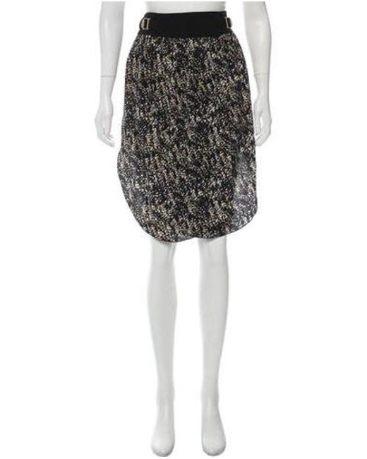 Womens Black 2016 Riptide Wrap Skirt