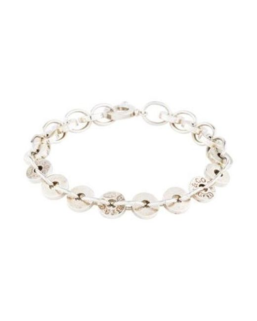 cfd63f526 ... tiffany co metallic 1837 circle bracelet silver ...