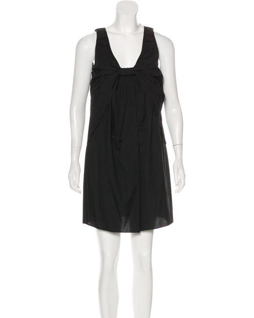 Thakoon Textured Mini Dress Cheap Sale Fake Explore Cheap Sale 2018 New Release Dates For Sale Outlet Manchester j7uN2