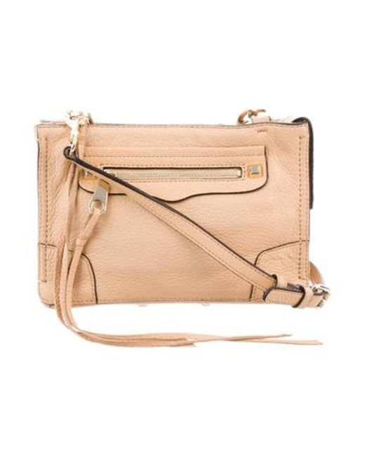 d25beb048f9 Women's Brown Grained Leather Crossbody Bag