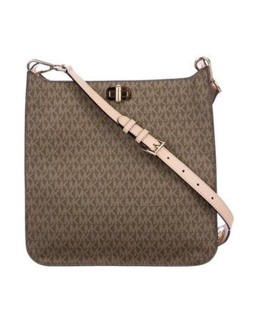 4bffc7054eba76 Michael Kors Sullivan Small Flap Over Purse - New image Of Purse