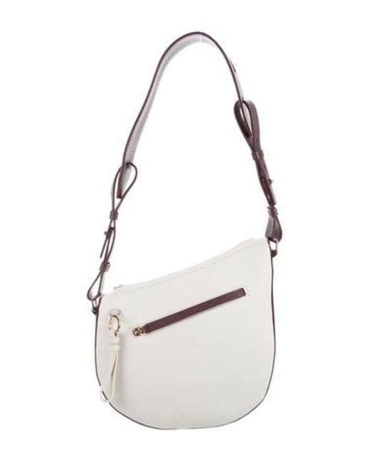 ... Coach Madison Small Phoebe Shoulder Bag in Leather in  online retailer  0951a 7dd4b Jason Wu - Metallic Bicolor Grained Leather Hobo Gold - Lyst .  ... 0e599f6ea9