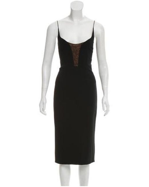 Narciso Rodriguez Lace Dresses