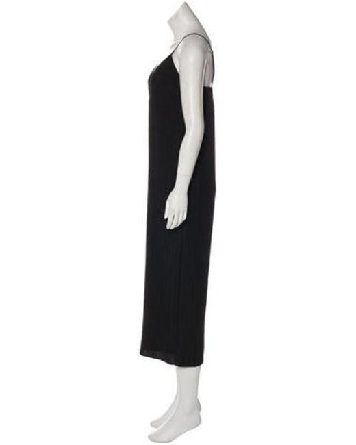 2bfaa983255a ... Alice McCALL - Black Pleated Sleeveless Jumpsuit W  Tags - Lyst ...