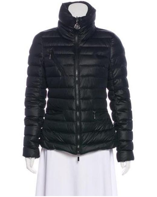 Women's Natural Suisse Puffer Jacket Black