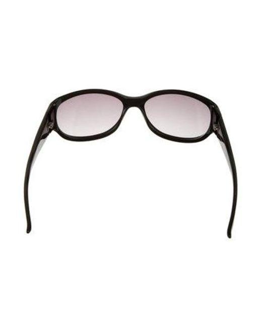82e983f226f7 ... Dior - Black Celebrity 2 Sunglasses - Lyst ...