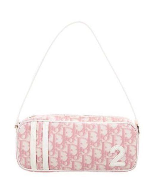 23a0c25a8f02 Dior - Metallic Diorissimo Girly Bag Pink - Lyst ...