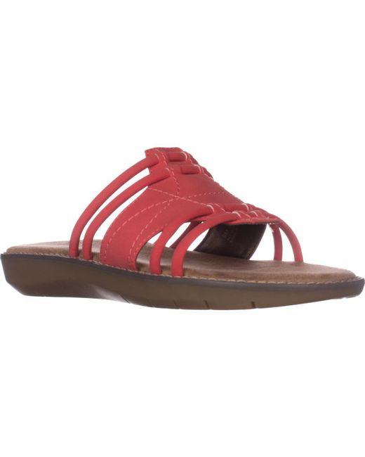 Aerosoles | Multicolor Super Cool Slide Sandals | Lyst