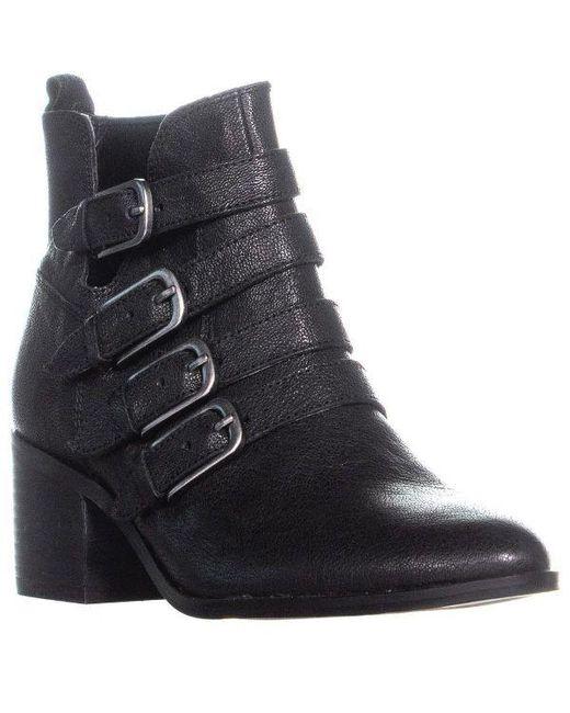 508c42d2fc8 Women's Black Loreniah Buckle Ankle Boots