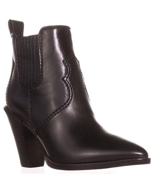 0d6186ca52d7c Lyst - Coach Westyn Ankle Boots in Black - Save 25.362318840579704%