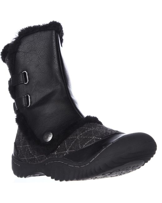 Jambu | Black Iceburg Mid-calf Winter Boots | Lyst