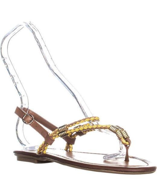 Chinese Laundry - Multicolor Cl Clementina Thong Sandals - Lyst