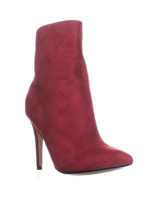 Chinese Laundry - Red Sparrow High Top Booties - Lyst