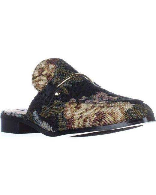 eeeaf5944aa Steve Madden - Multicolor Laaura High Rise Loafers - Lyst ...