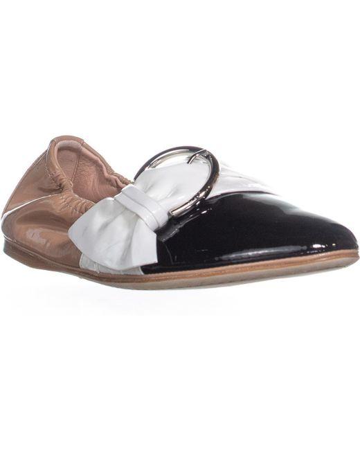 0027b5d98ff Dior - Multicolor Cosmopolitan Buckle Flat Loafers - Lyst ...