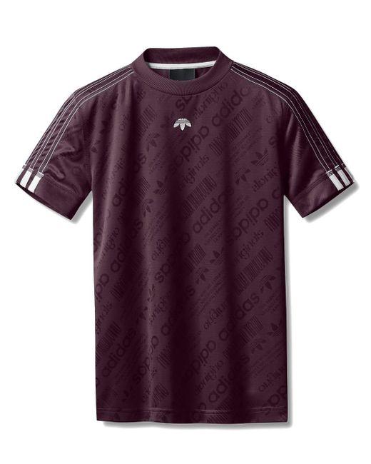 Alexander Wang - Purple Football Jersey - Lyst