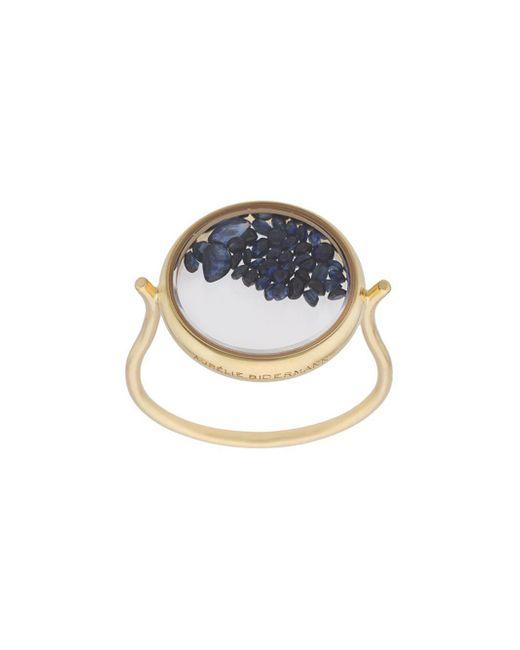Aurelie Bidermann | Metallic 'chivor Bague' Ring | Lyst