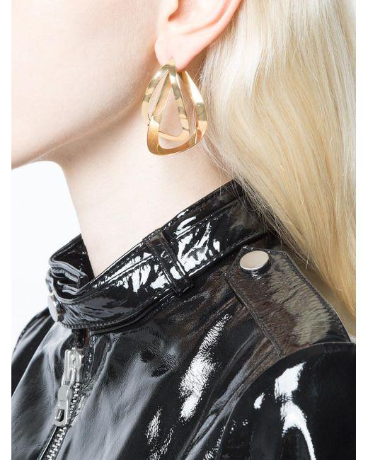 Charlotte Chesnais Maxi Endless Mono earring HKbZXUFPO