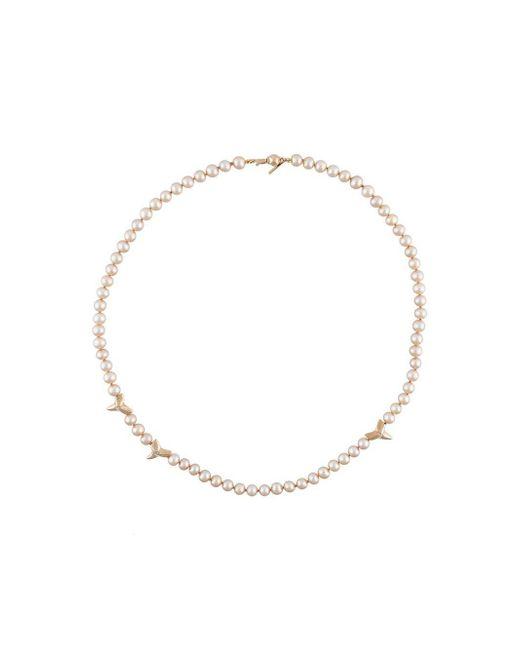 Nektar De Stagni   Multicolor 'costa Mesa Exclusive' Pearls Short Necklace   Lyst