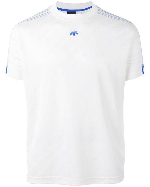 Alexander Wang - White Football Jersey for Men - Lyst