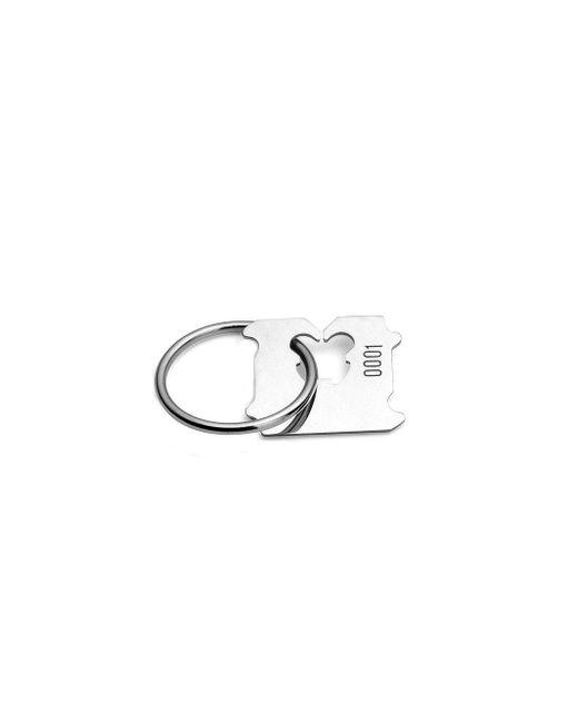 Lauren Klassen - Metallic Bread Clip Ring - Lyst