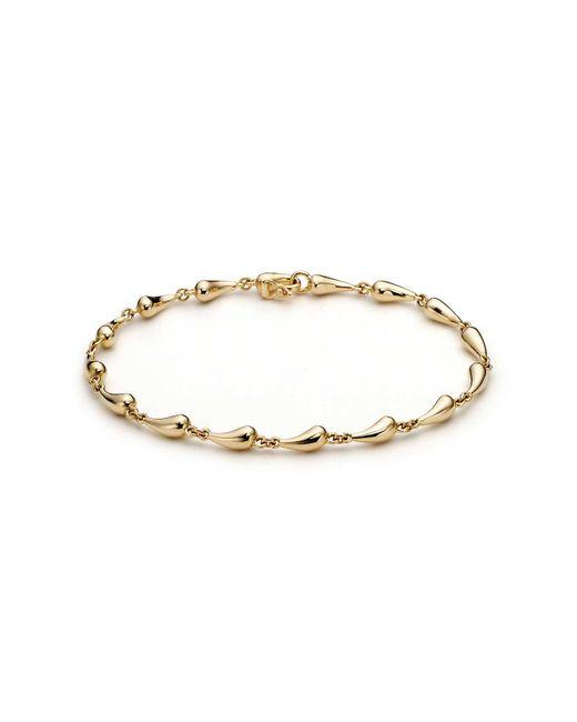 Tiffany & Co | Metallic Teardrop Bracelet | Lyst