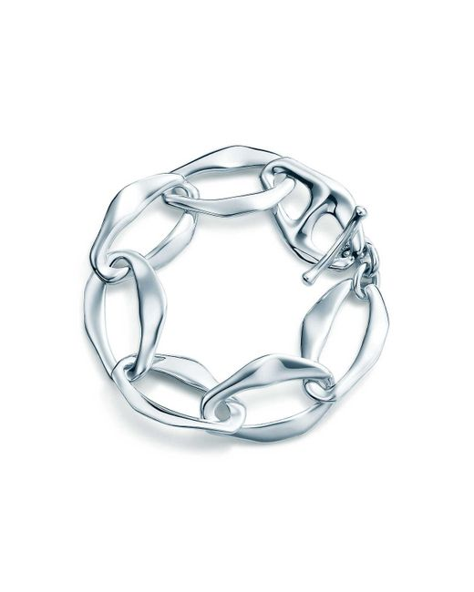Tiffany & Co | Metallic Aegean Toggle Bracelet | Lyst