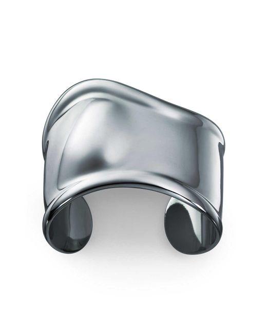 Tiffany & Co - Gray Bone Cuff - Lyst