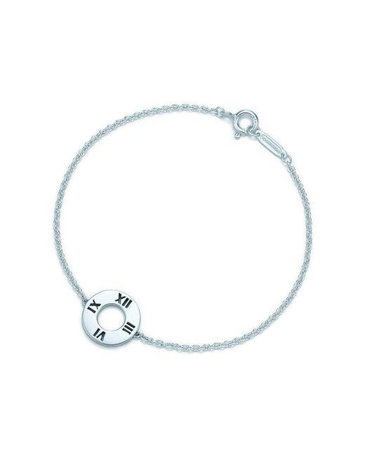 Tiffany & Co | Metallic Pierced Bracelet | Lyst