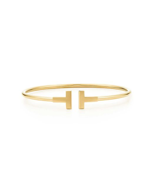 Tiffany & Co | Metallic Wire Bracelet | Lyst