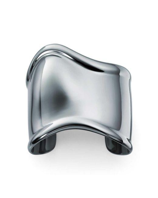 Tiffany & Co | Gray Bone Cuff | Lyst