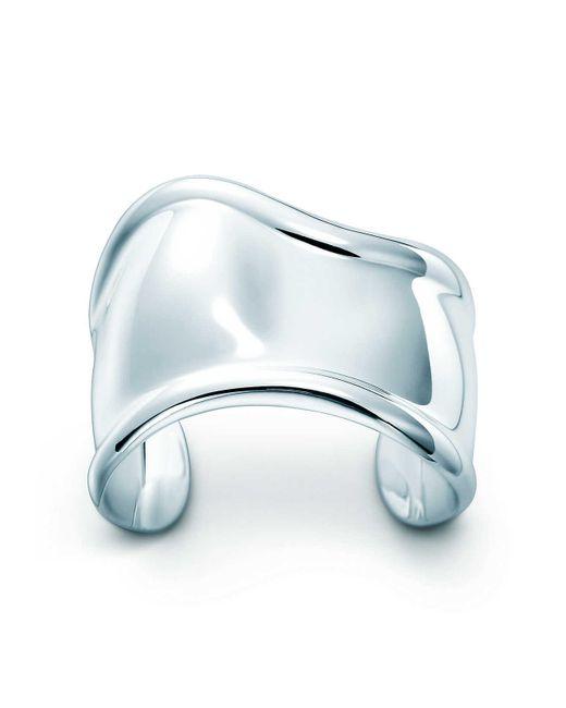 Tiffany & Co | Blue Bone Cuff | Lyst