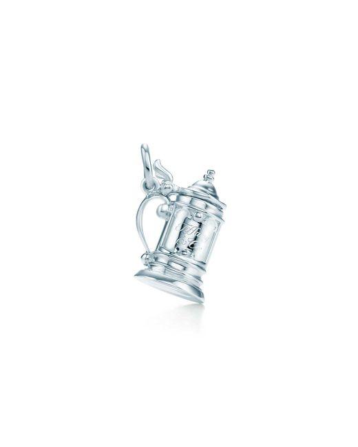 Tiffany & Co   Metallic Beer Stein Charm   Lyst