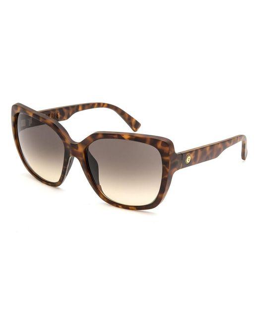 Electric - Brown Super Bee Matte Tort Sunglasses - Lyst