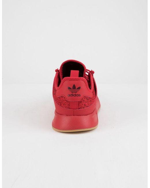 3e6d199d140 ... Adidas - Red X plr Scarlet Shoes for Men - Lyst ...