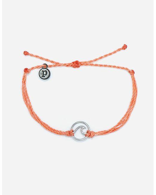 Pura Vida - Pink Wave Bracelet - Lyst