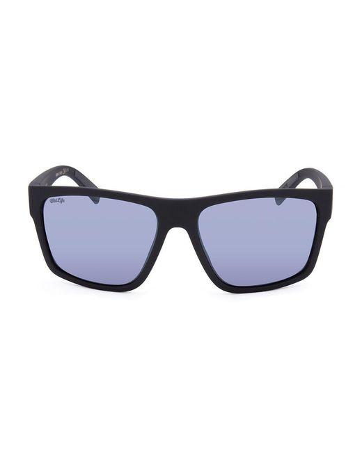 aa2ab676495 ... Von Zipper - Black Dipstick Wildlife Polarized Sunglasses for Men - Lyst