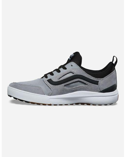 b3886dec3e31 ... Vans - Ultrarange 3d Gray Shoes for Men - Lyst ...
