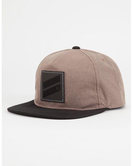 Hurley - Multicolor Icon Splash 2.0 Snapback Hat for Men - Lyst