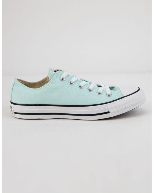 6df269d61500 Converse Chuck Taylor All Star Seasonal Color Low Top in Blue - Save ...