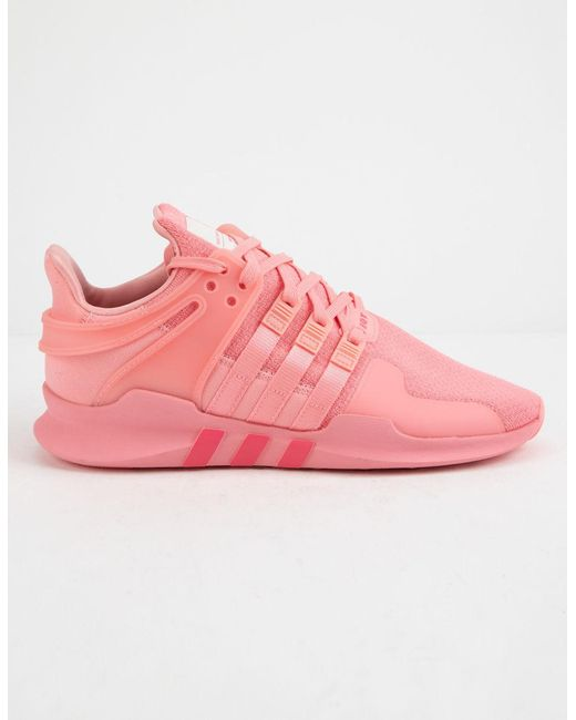 newest 51aad 11167 Adidas - Eqt Support Adv Pink Womens Shoes - Lyst ...