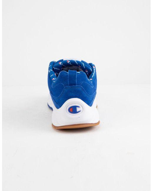 b7837c6efb9 ... Lyst Champion - Blue 93eighteen (c Gold) Men s Shoes for Men ...
