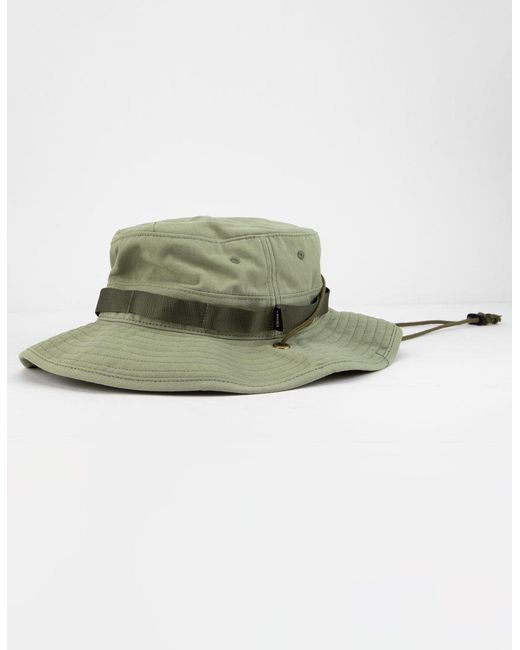 015deb984598a Vans Boonie Oil Green Mens Bucket Hat in Green for Men - Lyst