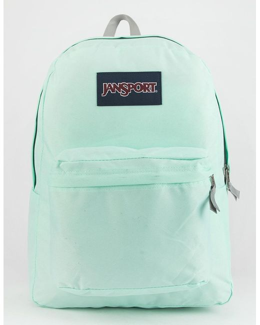 Jansport - Superbreak Brook Green Backpack - Lyst