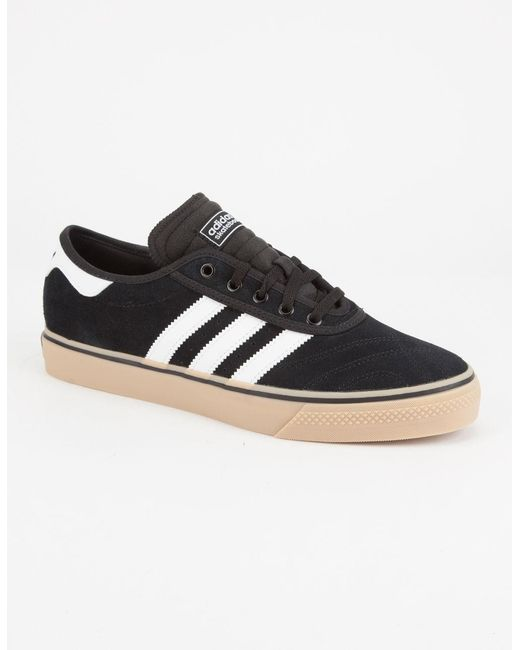 half off a2643 f0e12 ... Adidas - Black Adi-Ease Premiere Mens Shoes for Men - Lyst ...