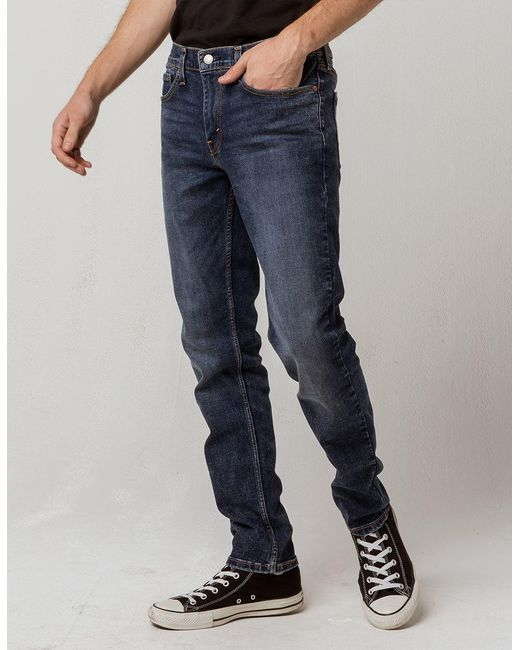 2ddc9031 ... Lyst Levi's - Blue 511 The Frug Slim Mens Jeans for Men ...