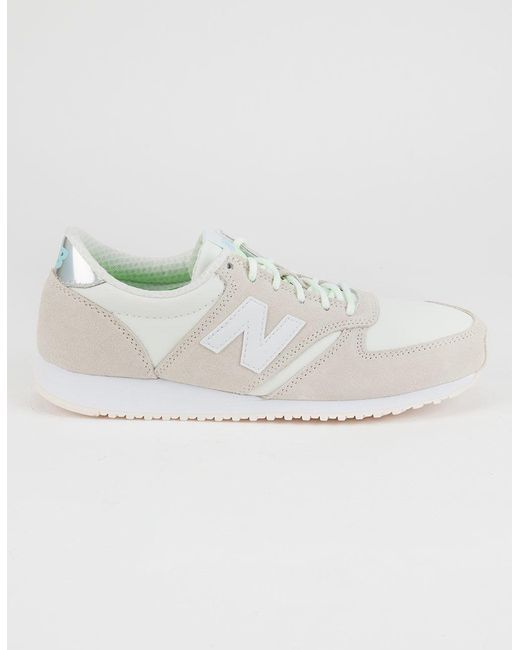 New Balance - White 420 Womens Shoes - Lyst