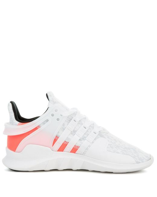 quality design f734b 606f4 ... Adidas - White Eqt Support Adv Sneaker for Men - Lyst ...