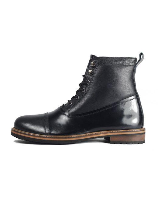 Ben Sherman - Rafe Boot Black for Men - Lyst